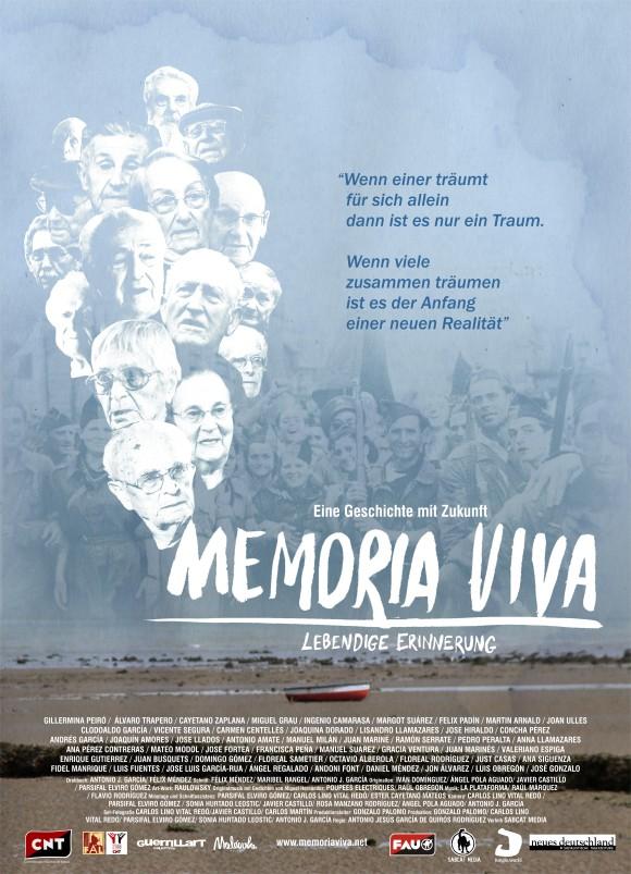 Memoria Viva Plakat